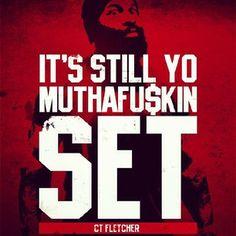 it s still your mutherfuckin set ct fletcher ForCt Fletcher Its Still Your Set Shirt