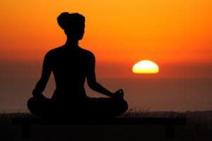 Ending your meditation