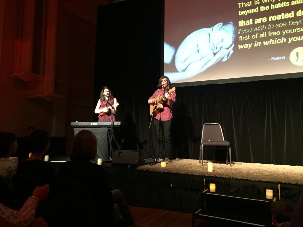 Gabriela & Cecilia at Conscious Club