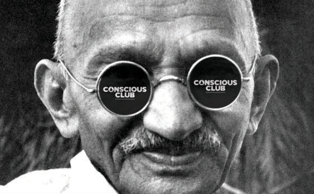 ghandi & the conscious club