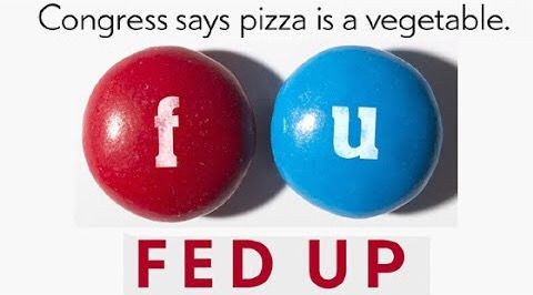 fed up - pizza a vegetable congress